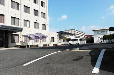 川医院・デイケアセンター・ほのか 駐車場